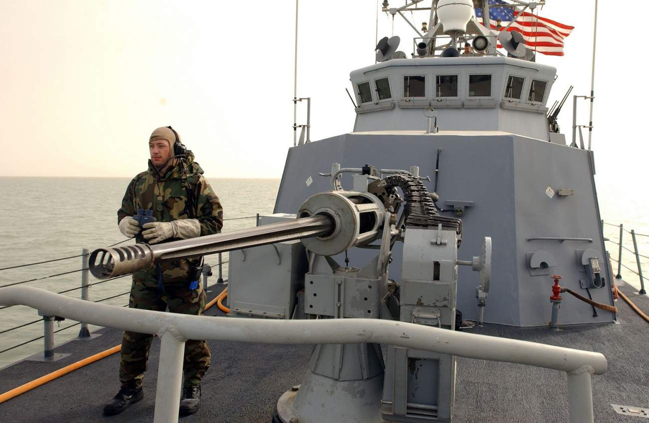Why America's Cyclone Patrol Boats Would Be the First to Fight Iran
