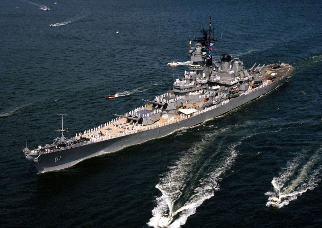 Why Didn't President Reagan Merge Aircraft Carriers and Battleships?