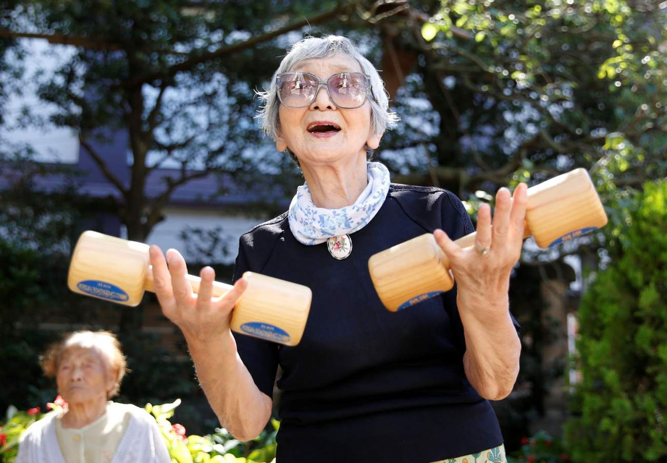 An Aging Population Is a Bigger National Security Threat to Japan Than China Is