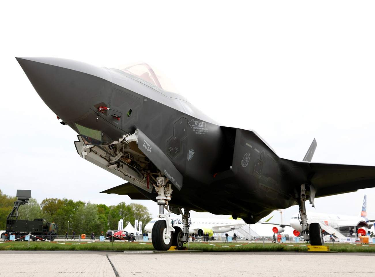 The Odds of Canada Buying a Bunch of F-35s Just Went Up