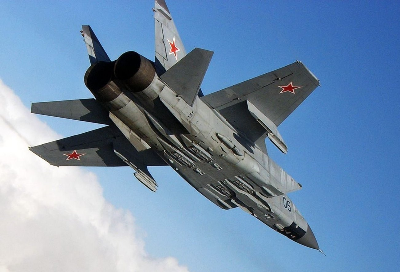 Speed Is Power: Why Russia's MiG-31 Is so Impressively Fast