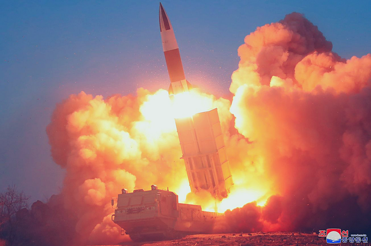 The Coronavirus Crisis Is Making North Korea's Kim Jong-Un Very Nervous