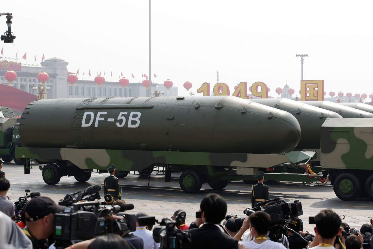 China's Missile Program Is Deadly Serious