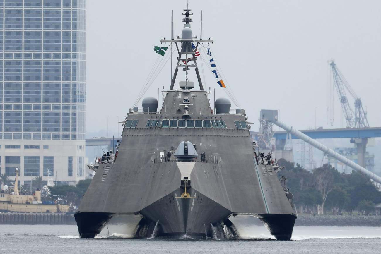 How the Navy's Terrible Littoral Combat Ship Just Got a Little Better