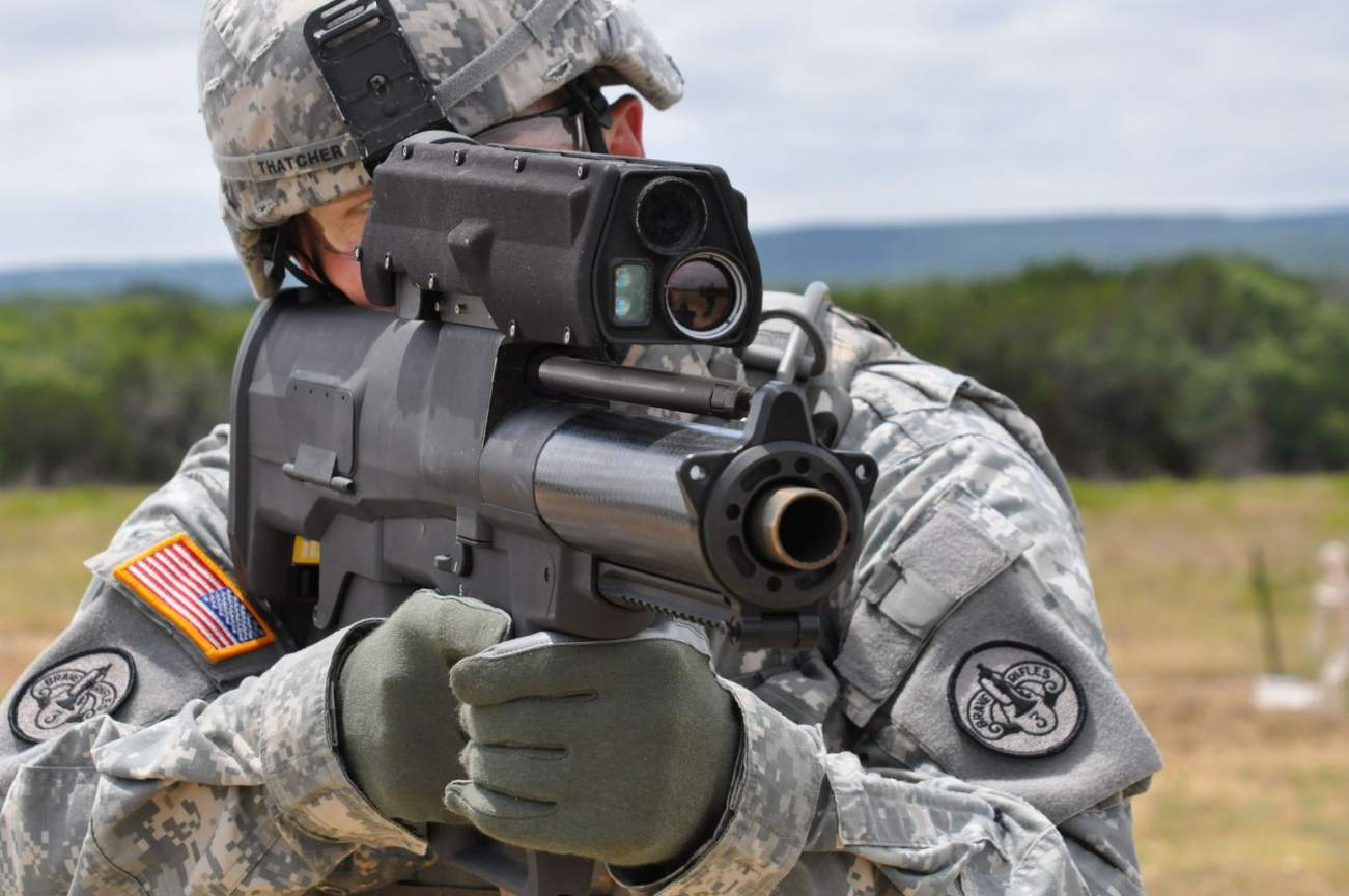 """Why the Army Turned Down the XM25 """"Punisher"""" Supergun"""