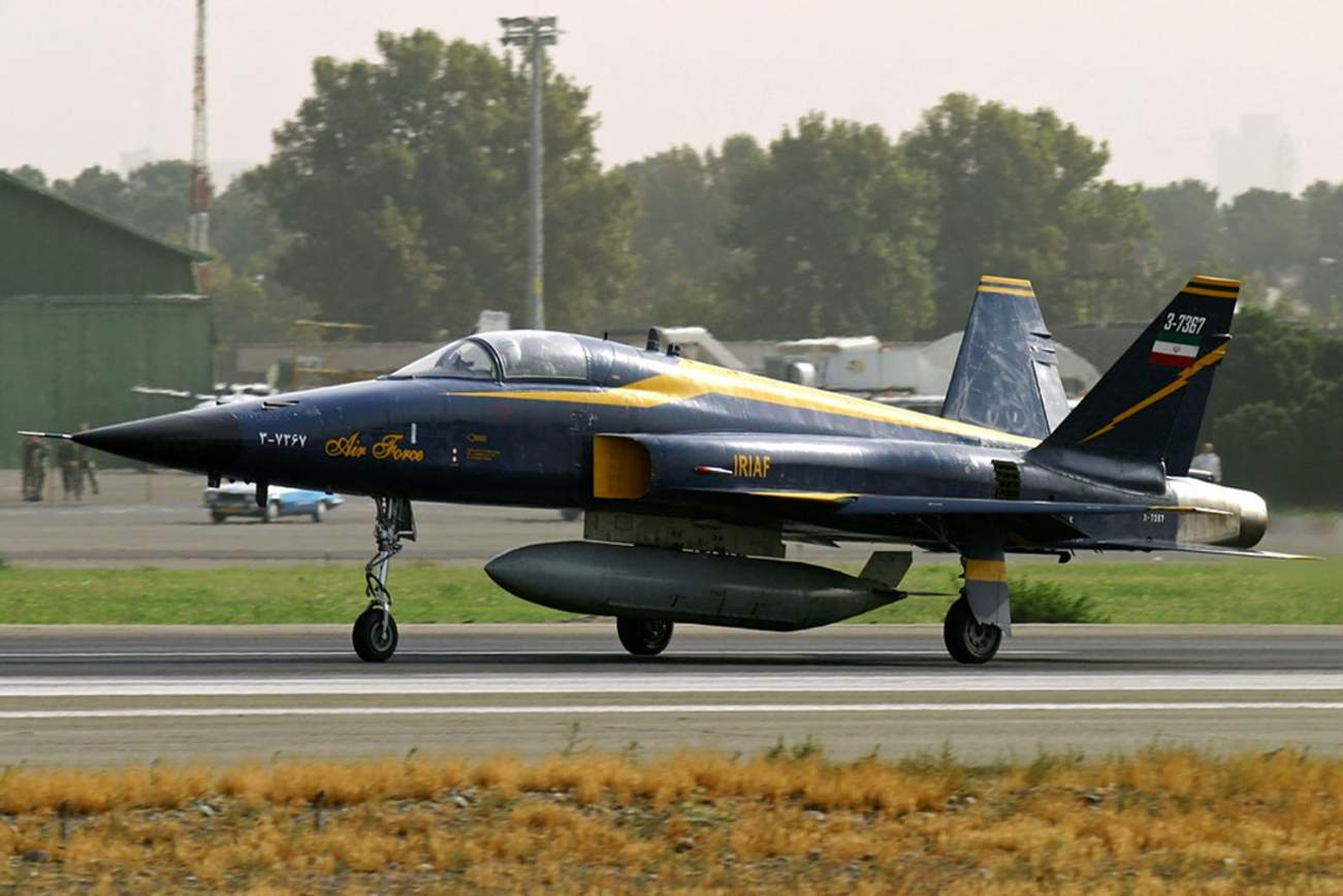 """Fail: Why Iran's """"New"""" Saeqeh Fighter Isn't Any Good"""