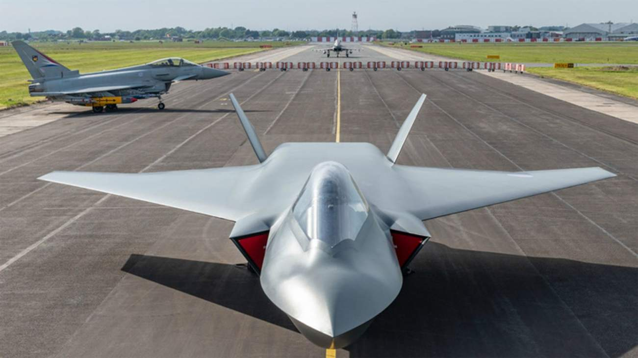 See Ya, F-35: Is Britain's Tempest Fighter the Future of Stealth Fighters?
