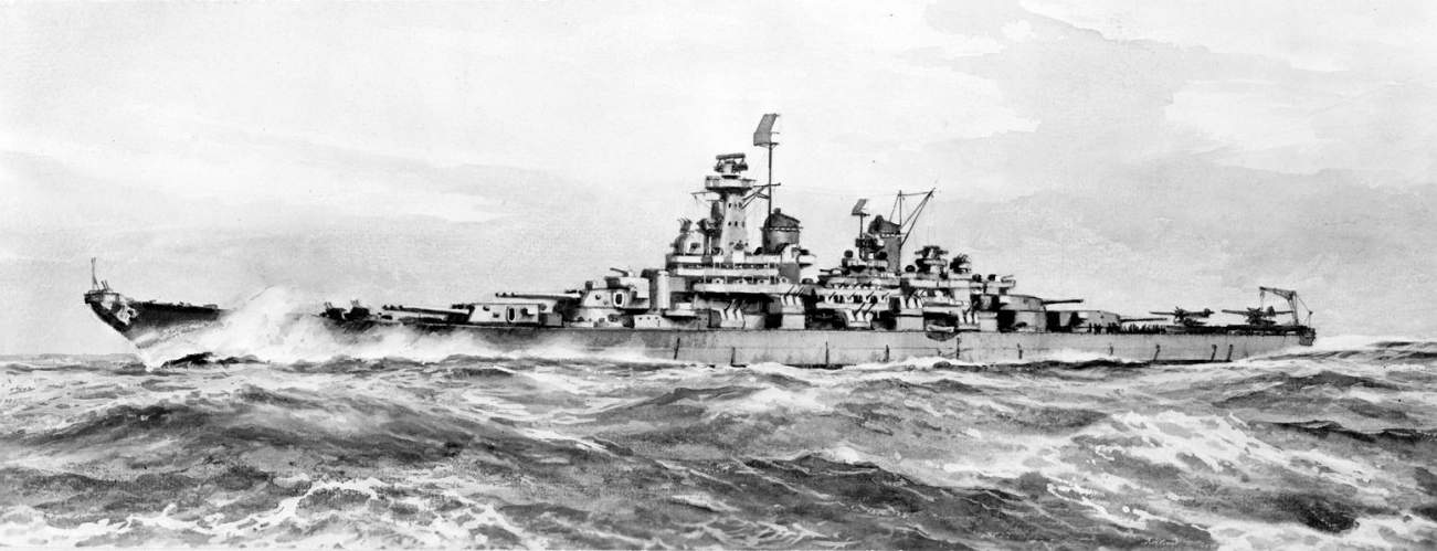 "Why the U.S. Navy's Dream of a Montana-Class ""Super Battleship"" Died"