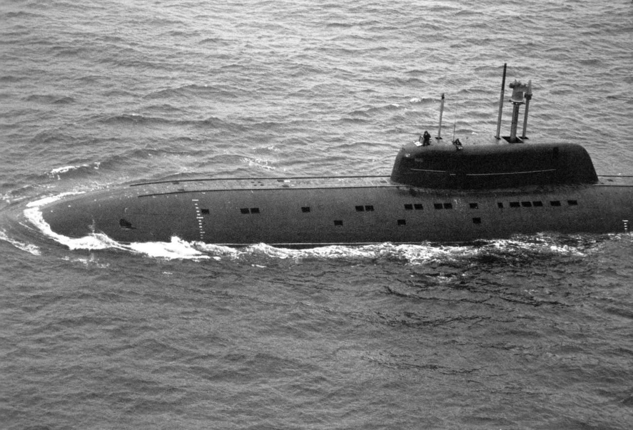 Why Did Russia Launch 8 Submarines All at Once?