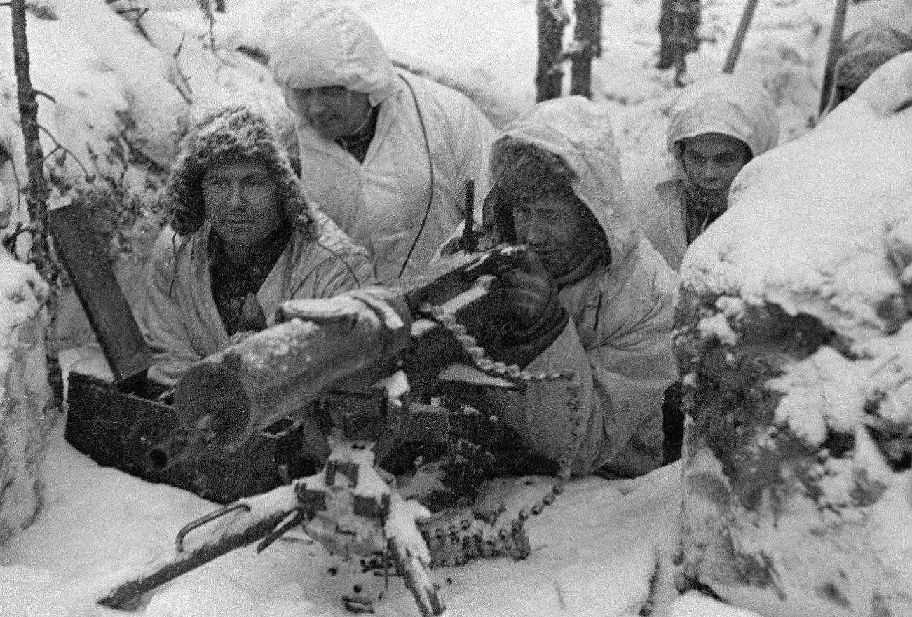 The Legendary Battle for Tolvarjarvi: How the Finnish-Soviet War Would Change the World