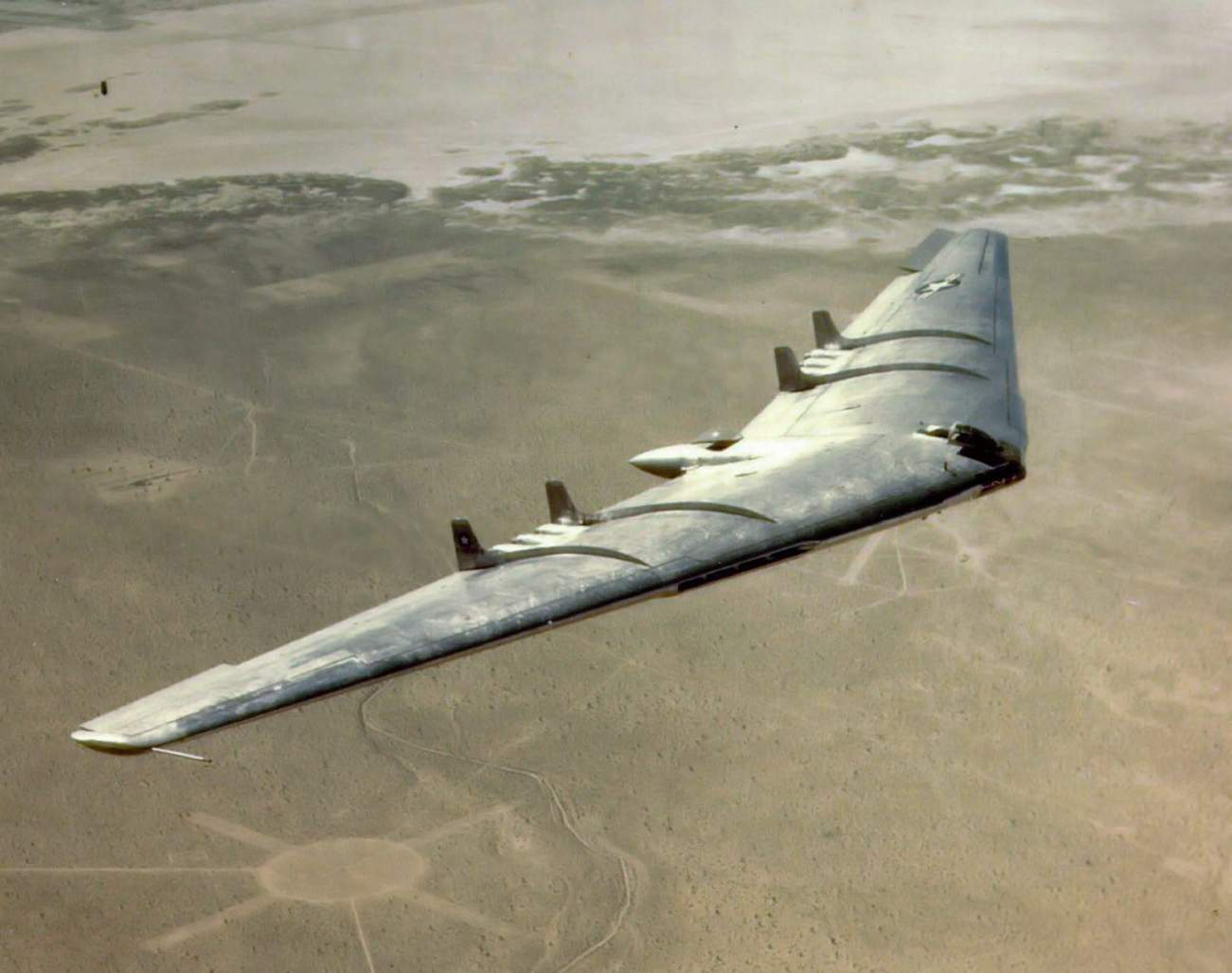 How the Air Force's Stealth Bomber Was Born (Study This Old Plane)