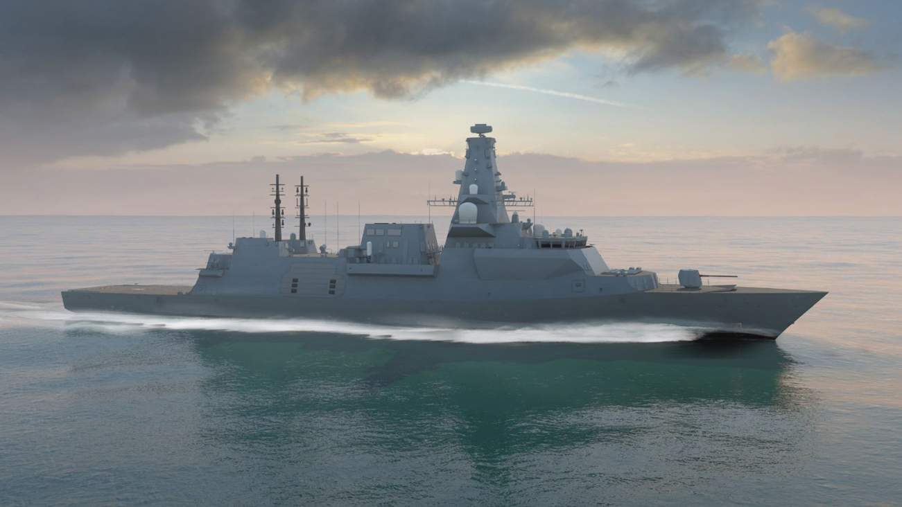 Study This Picture: Britain Is Getting New Frigates