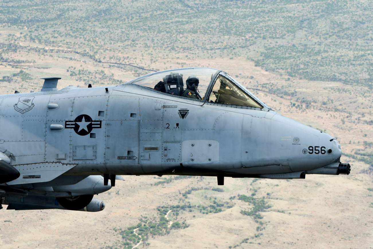 The A-10 Warthog Just Keeps Getting Better