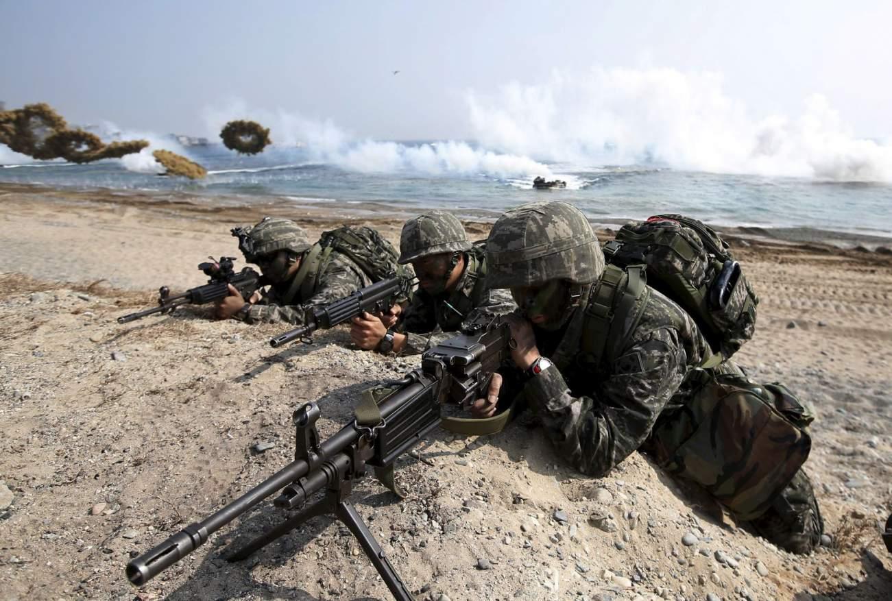 Forget the AK-47 or M4: South Korea's Daewoo K2 Rifle Is No Joke