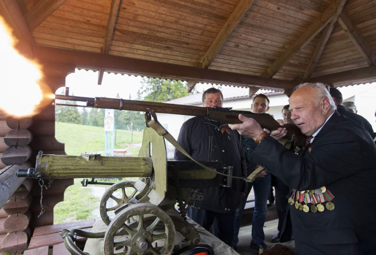 Millions of Them Went to War: Russia's Mosin Rifle Just Won't Go Away