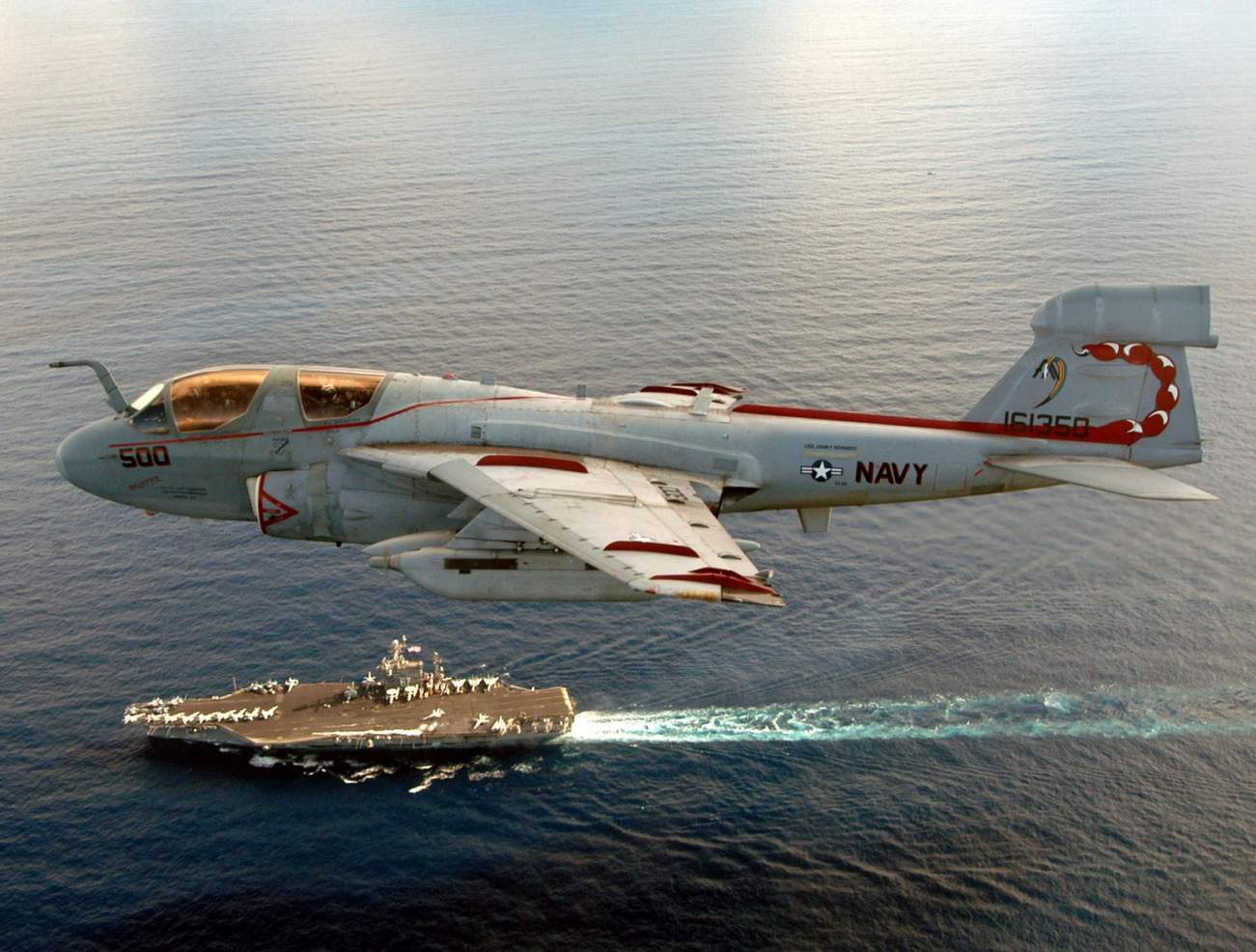 A Salute to the EA-6B Prowler: The Navy Really Misses This Plane