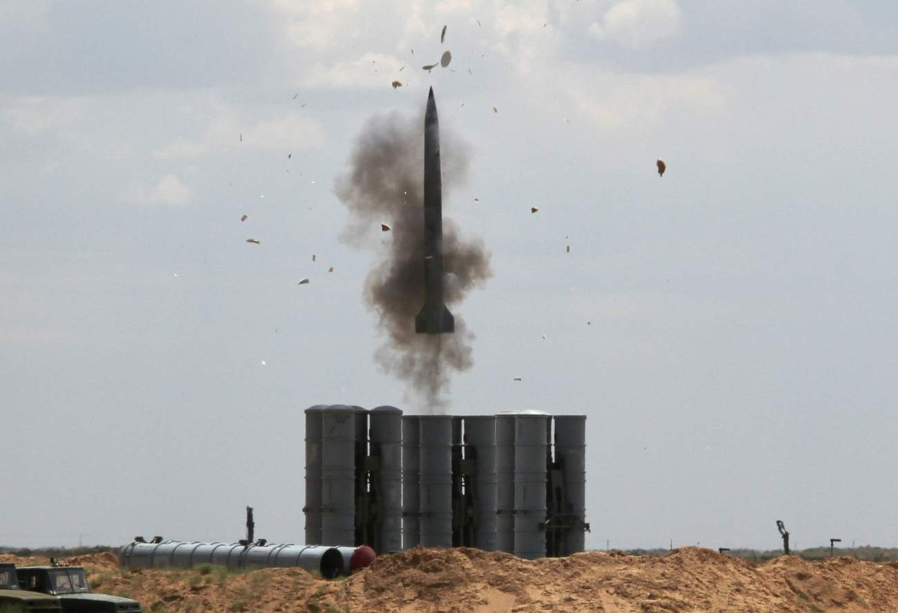 Your Air Force Is Dead: Why Russia's S-400 Air Defense System Is One of the Best