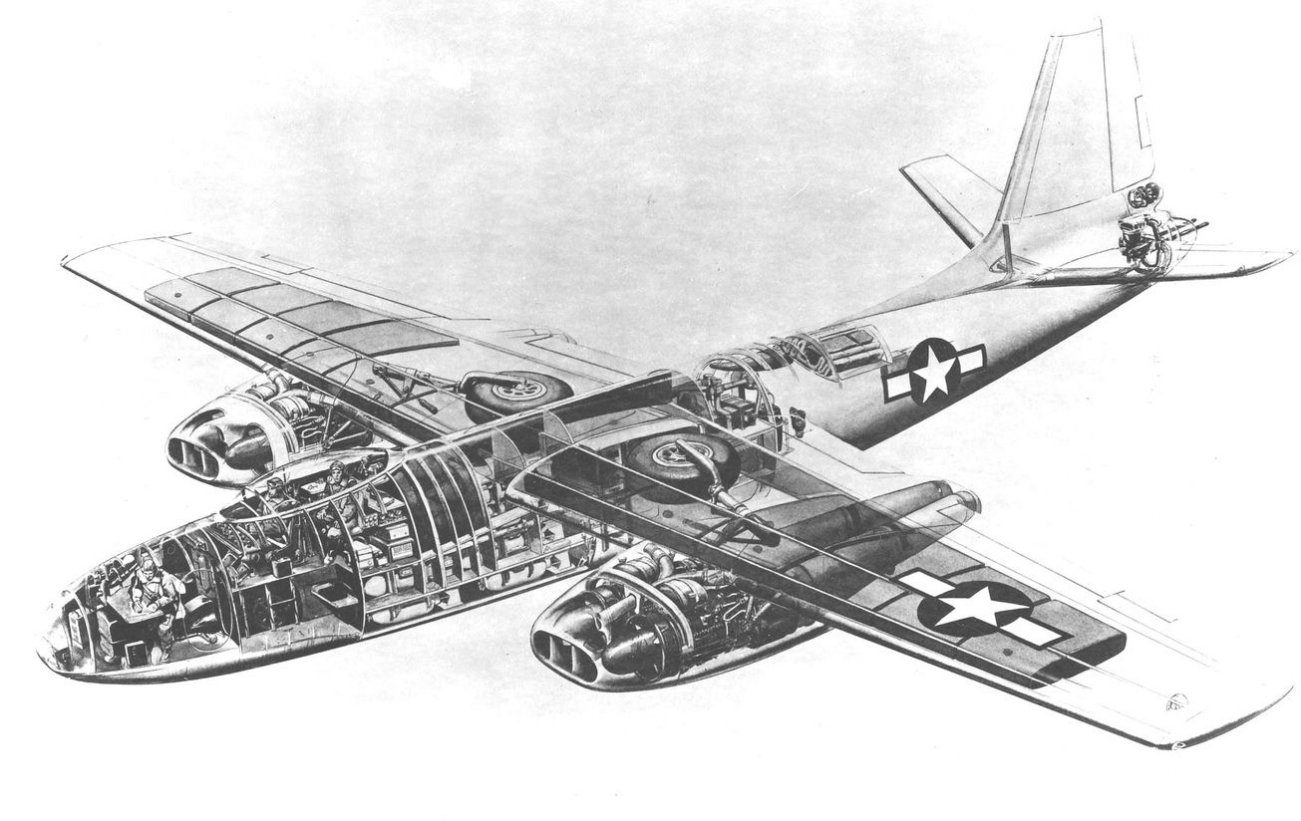 History in the Air: Meet America's Famous B-45 Tornado Bomber