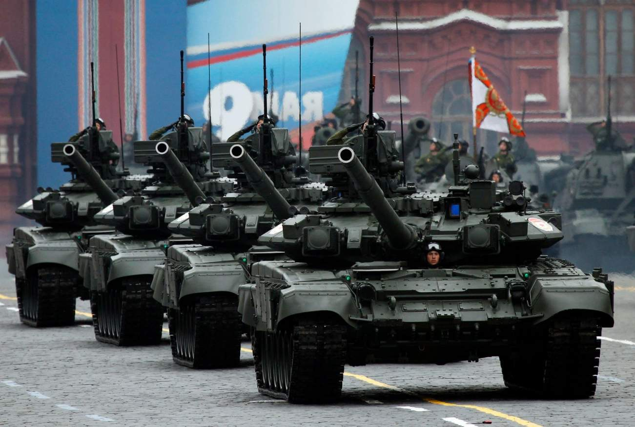 The 1 Silly Russia Can't Win a Major War