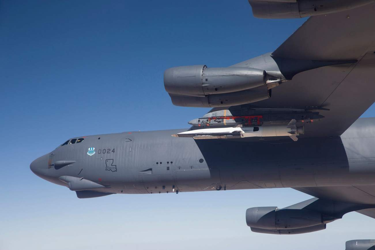 Bombs Away! The Powerful B-52 Bomber Is Getting Even More Deadly