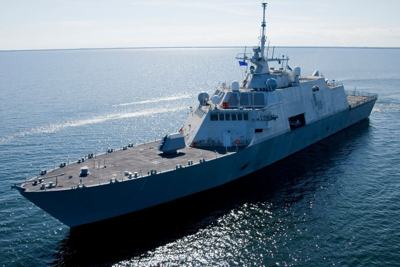 It's Official: The U.S. Navy's Littoral Combat Ships are Truly 'Garbage'