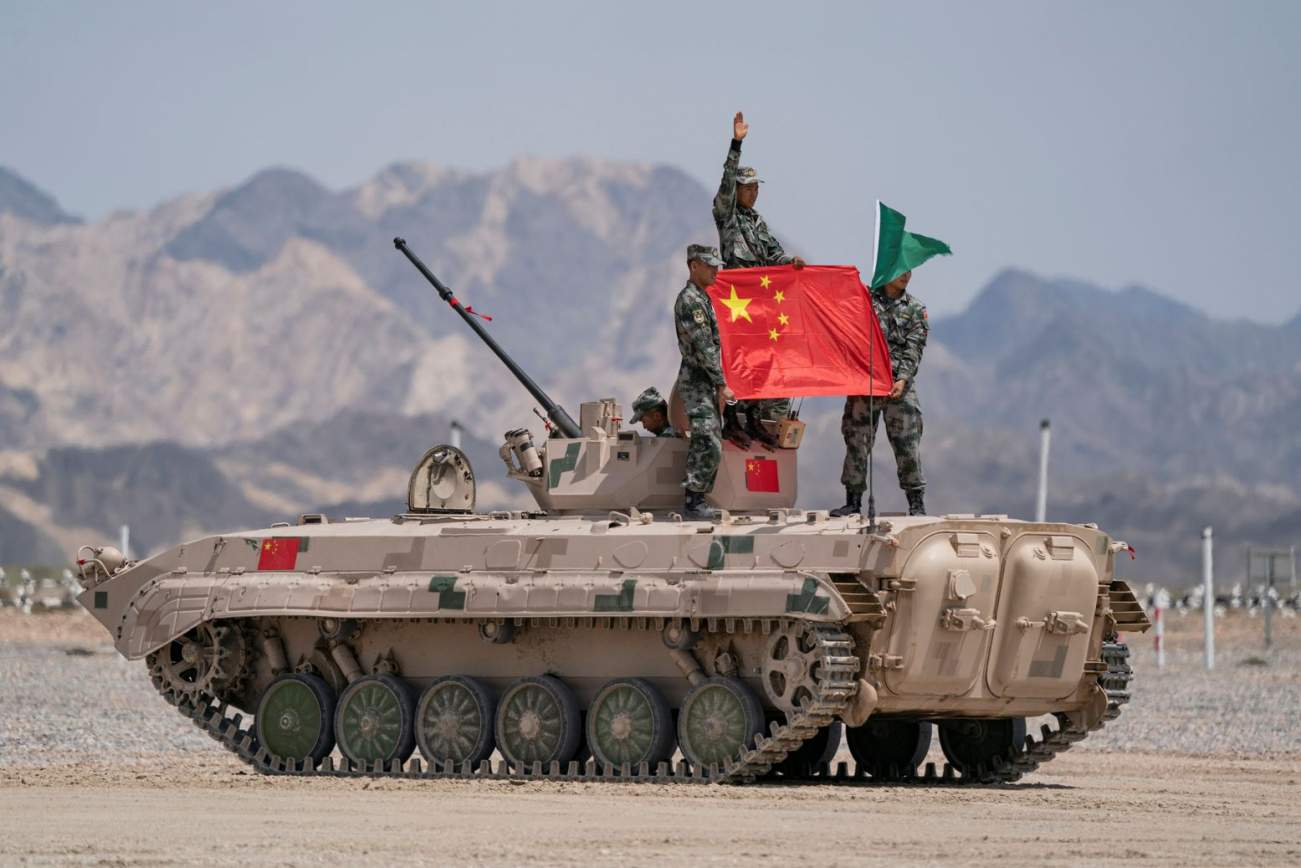 How an Armed Conflict Between China and Taiwan Would Take Shape
