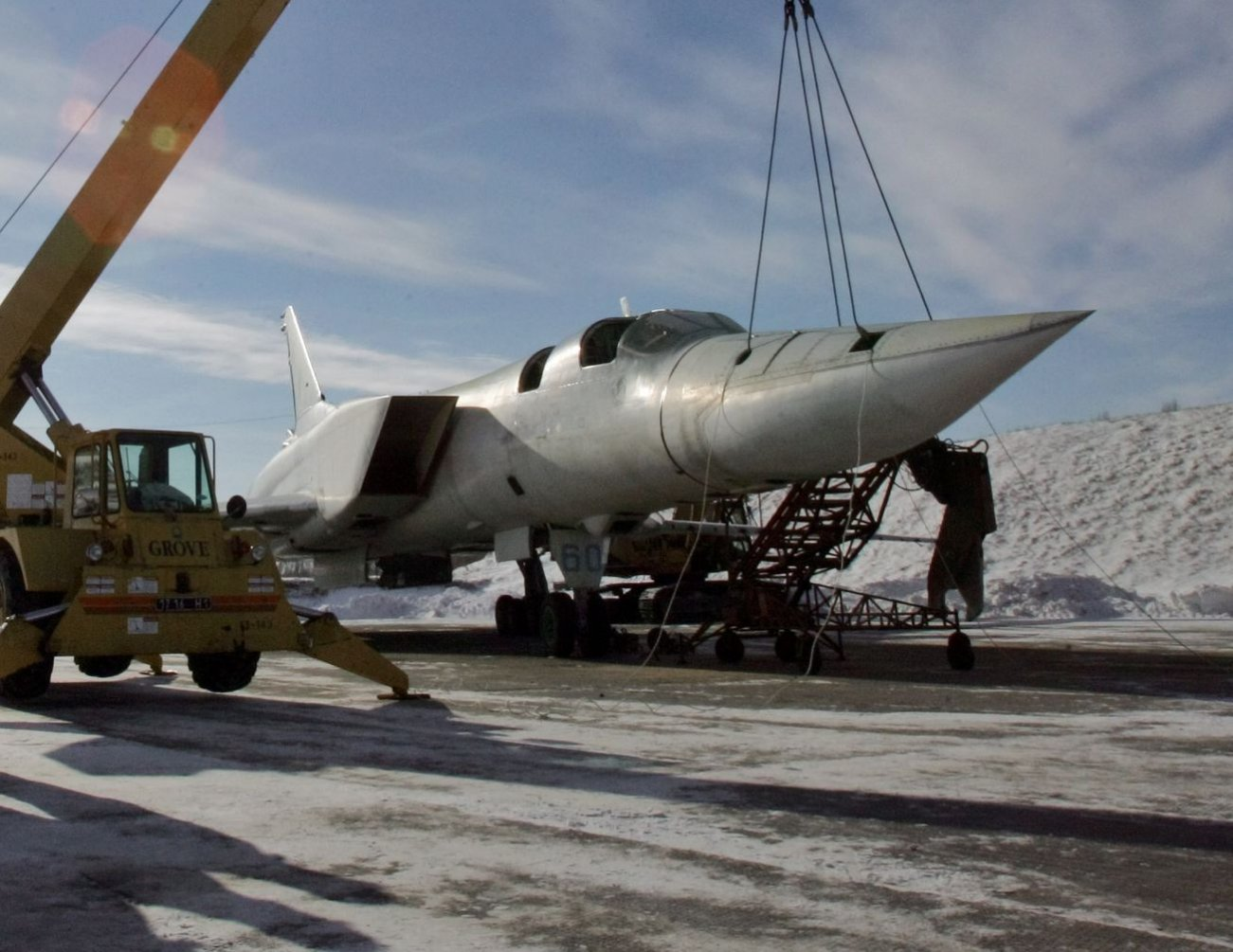 Supersonic Disaster: Why Was Russia's Tu-22 Bomber So Bad?