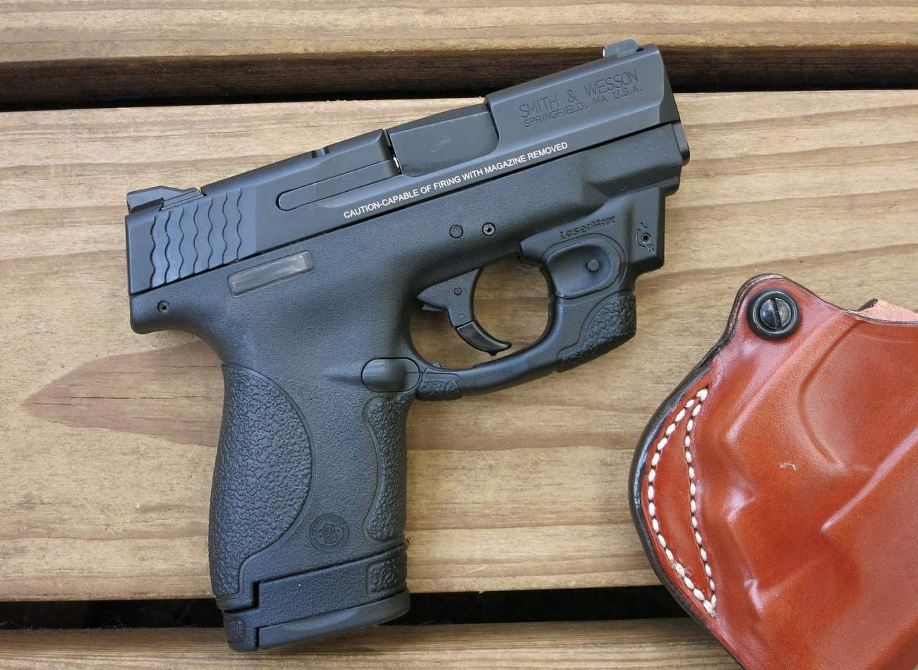 Why Smith & Wesson's M&P Shield 2.0 Is So Popular