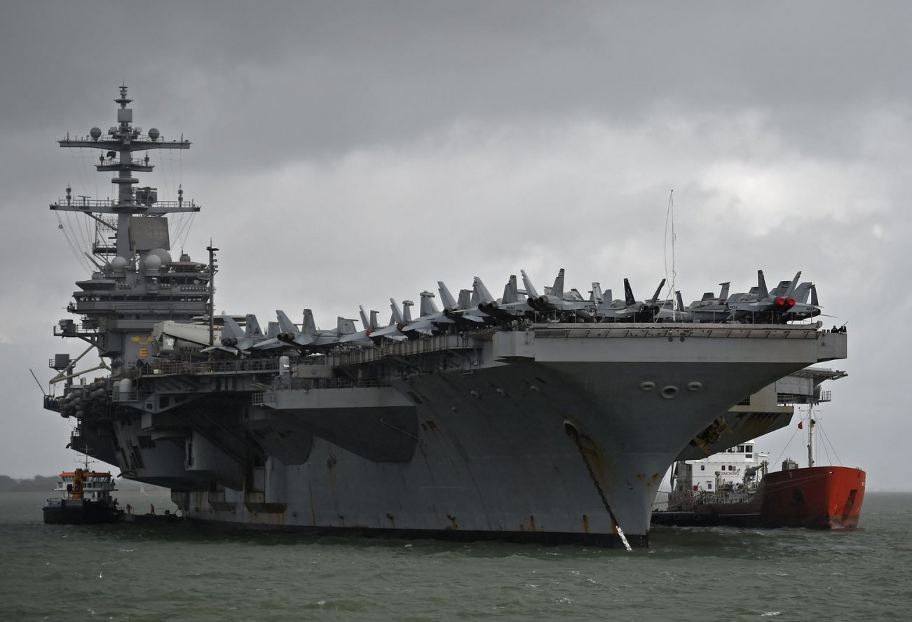 Iran's Navy Would Be Destroyed in a War with America