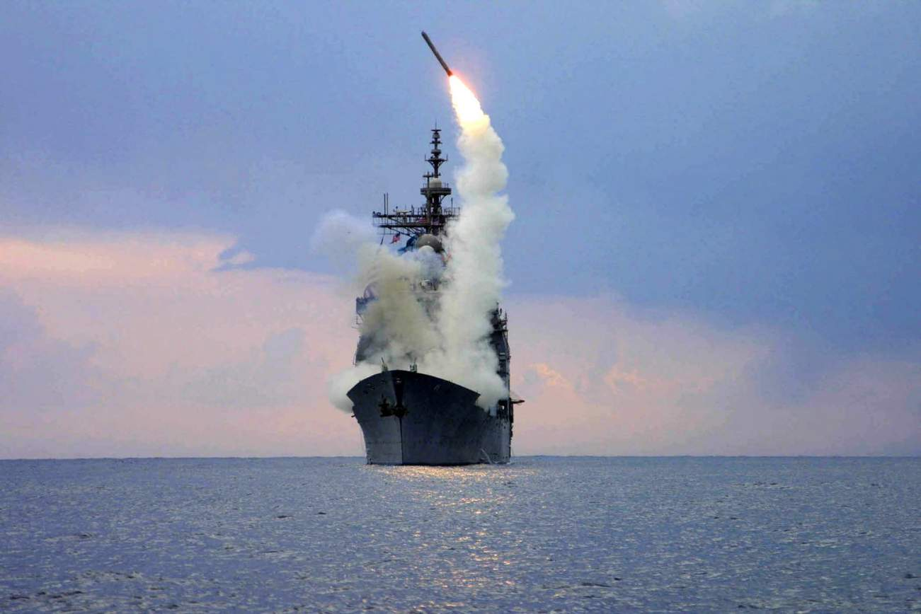 Missile Race: Does America or China Dominate the South China Sea?