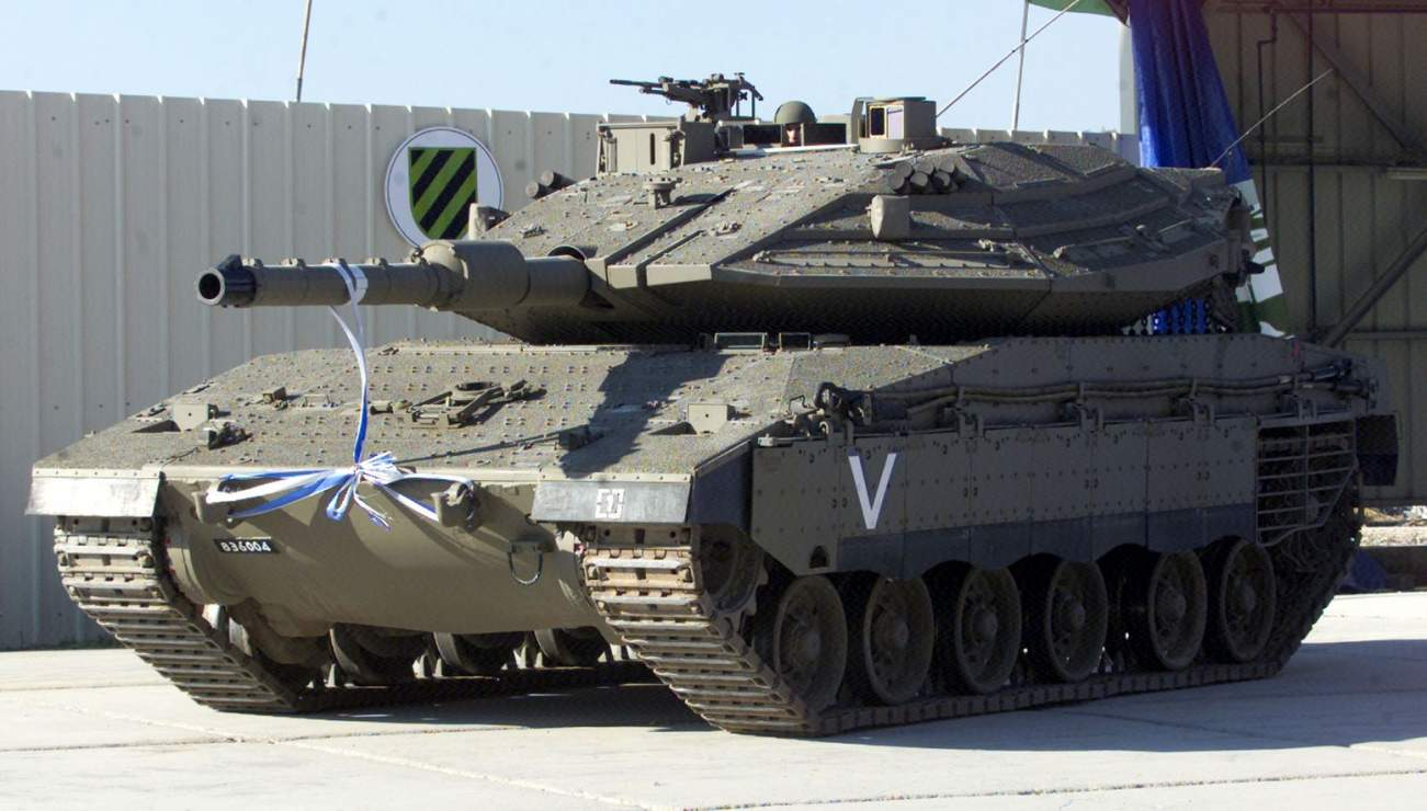 Why Israel and Russia Have Built Special Urban Warfare Tanks