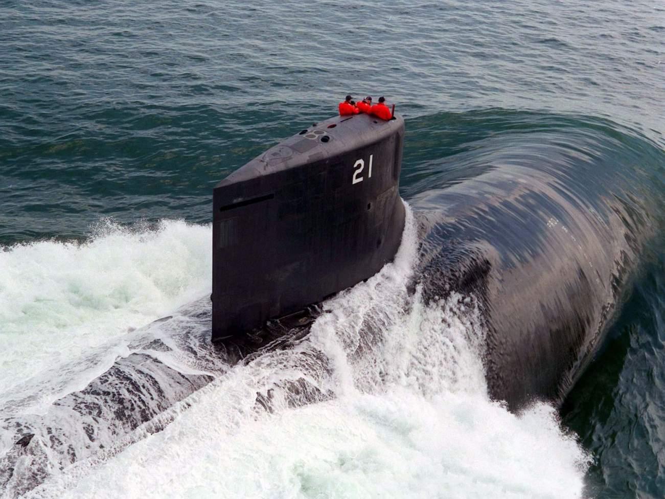 "Meet the Seawolf: America's ""F-22-Like"" Stealth Submarine"