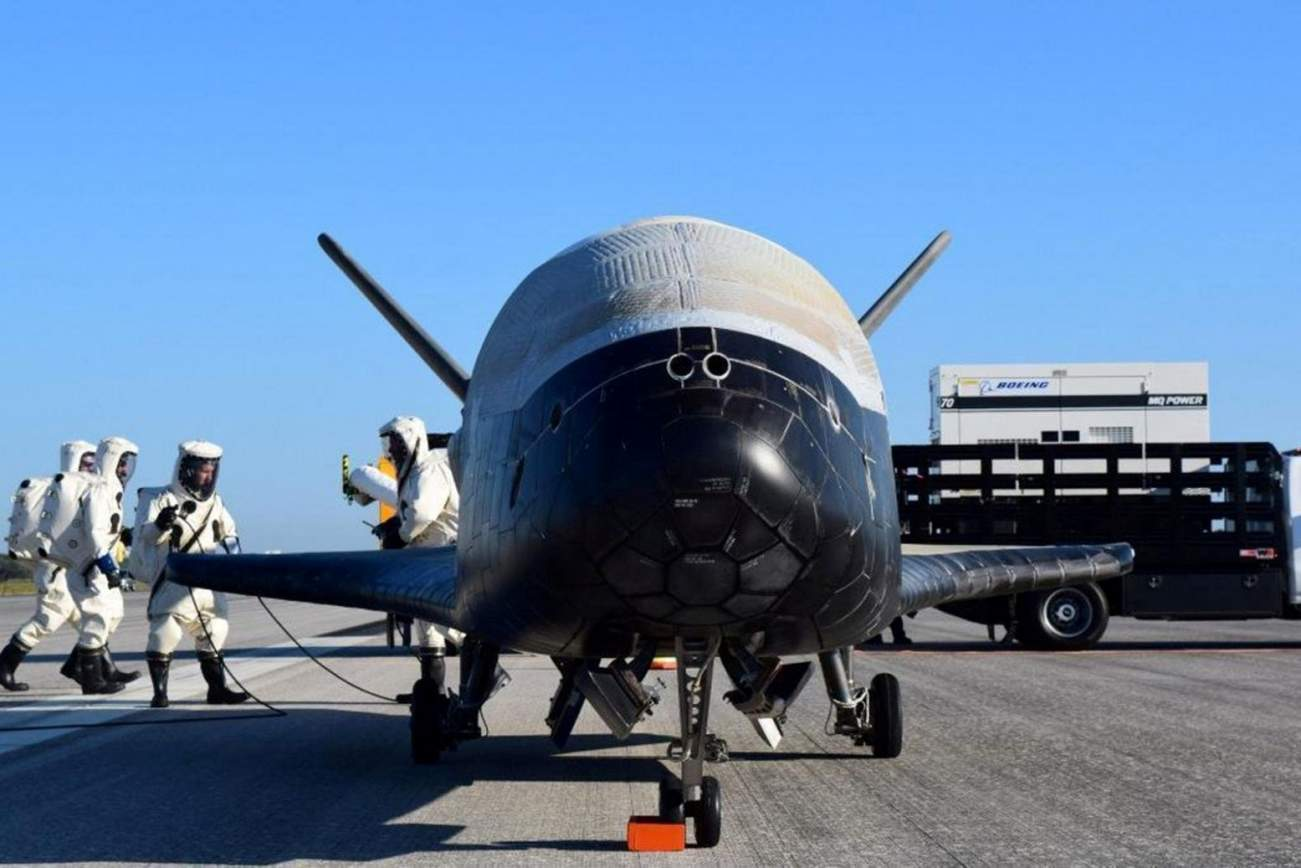What Secrets About the X-37B Space Plane Is America Hiding?