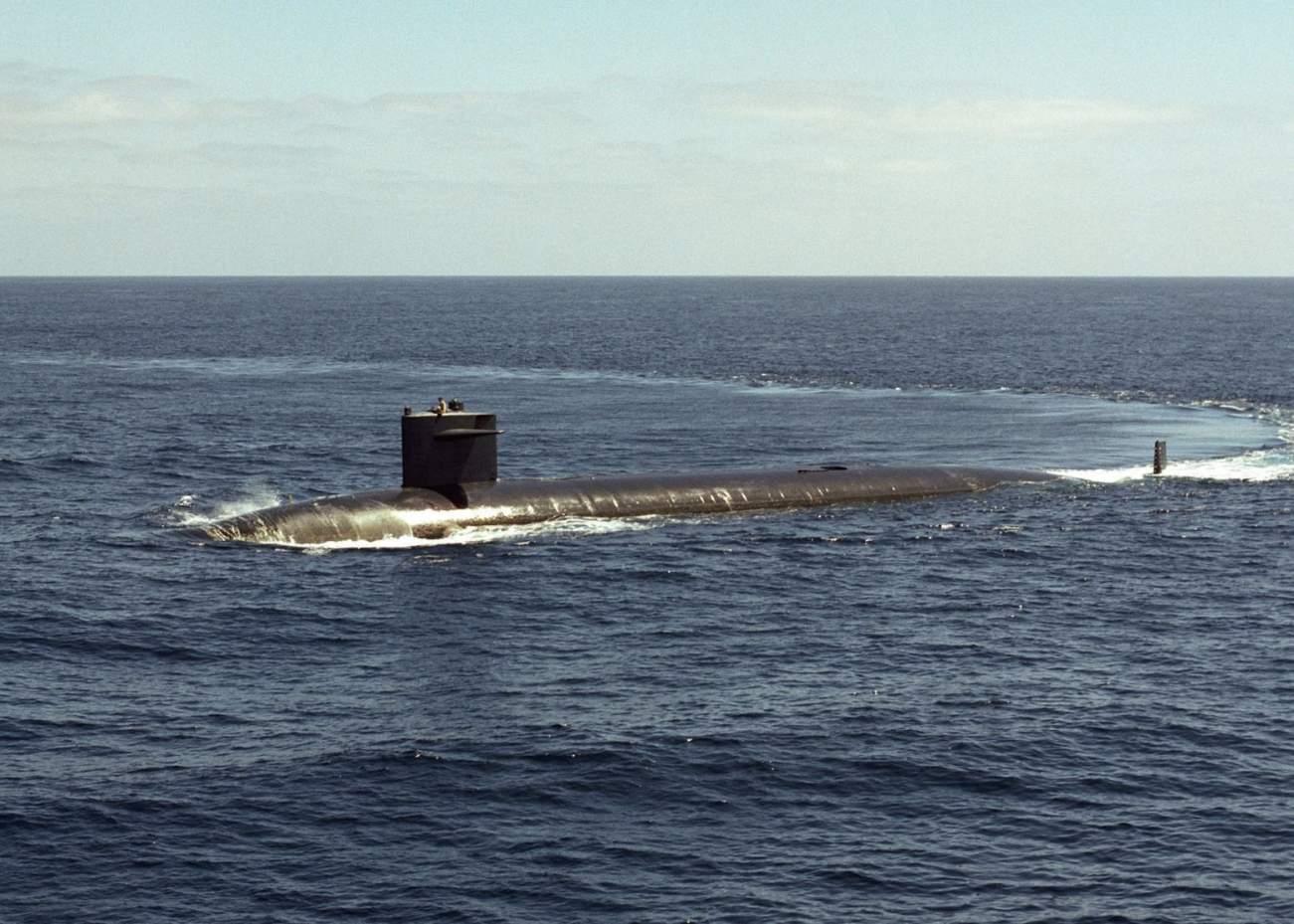 History's Mystery: What Sank the Navy Submarine USS Thresher?