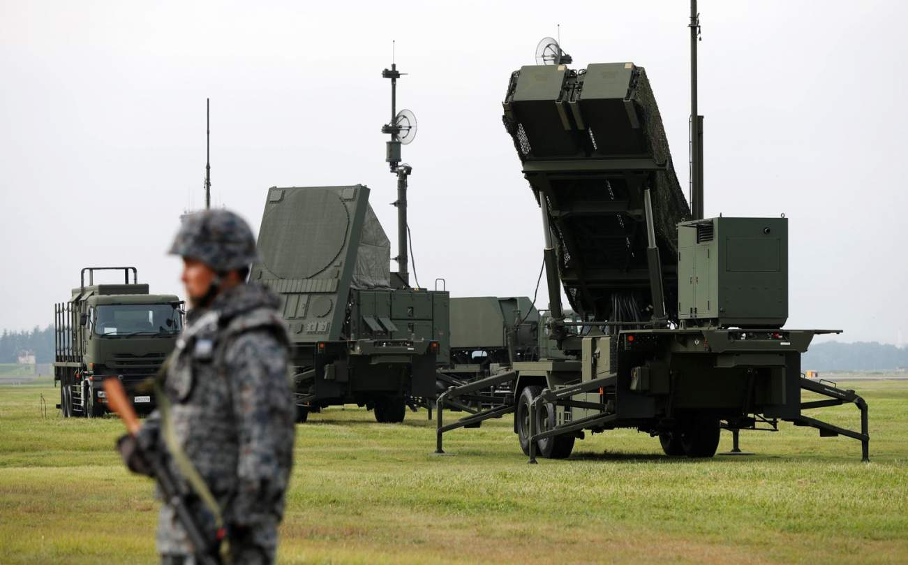 Why America Is Ramping up Its Production of Patriot Missiles