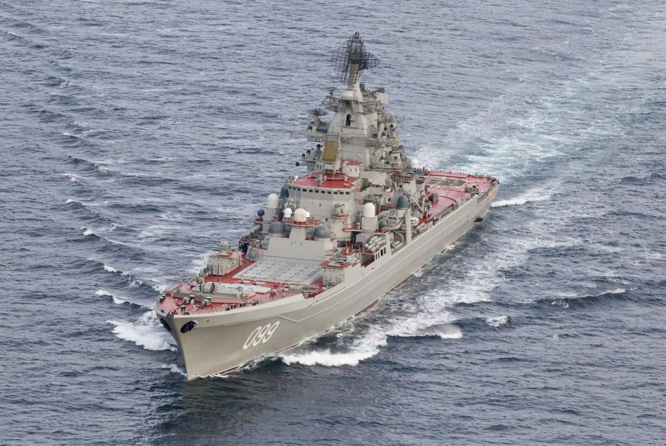 Russia Is Getting a Second Kirov-Class Nuclear-Powered Battlecruiser