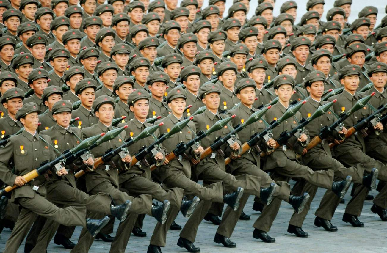 North Korea's Army Is Weak, but Its Nuclear Weapons Are Deadly