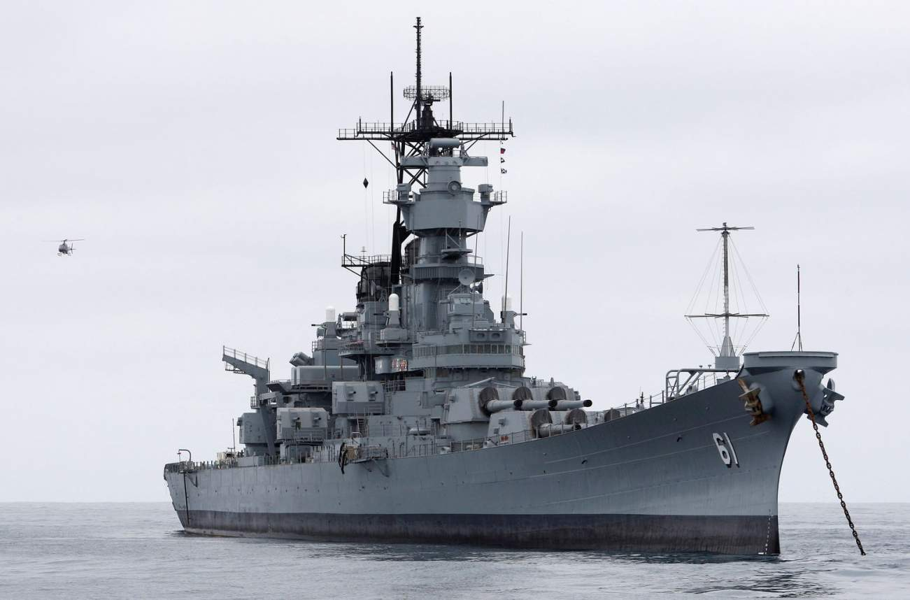 Should the Navy Bring Back Super Battleships?