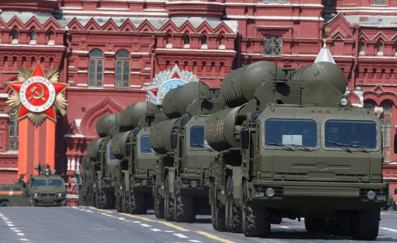 Bad News for Taiwan: China Has Russia's S-400 Missiles