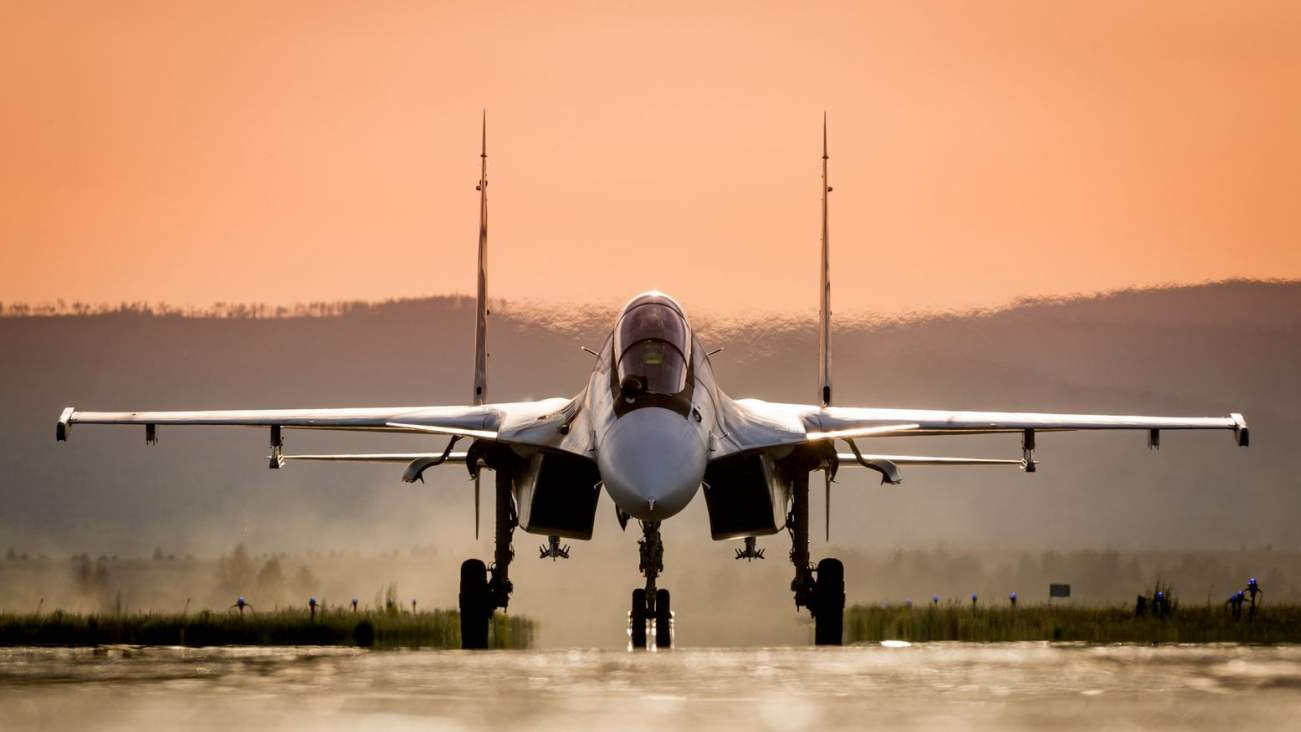 Buyer's Remorse: Does Belarus Wish It Bought F-16s Instead of Russian Su-30s?