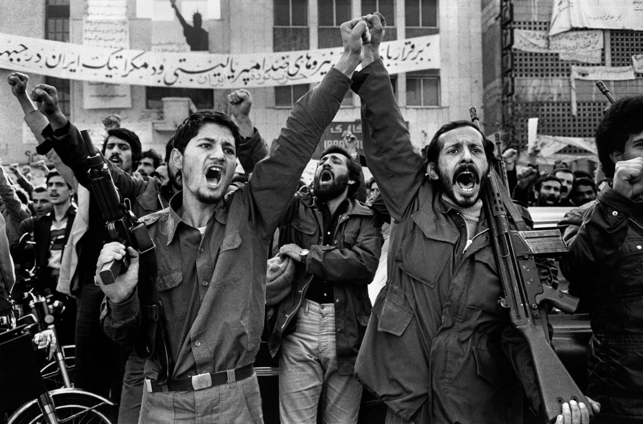 In 1978, Four Terrorists Burned 420 Movie-Goers Alive in Iran