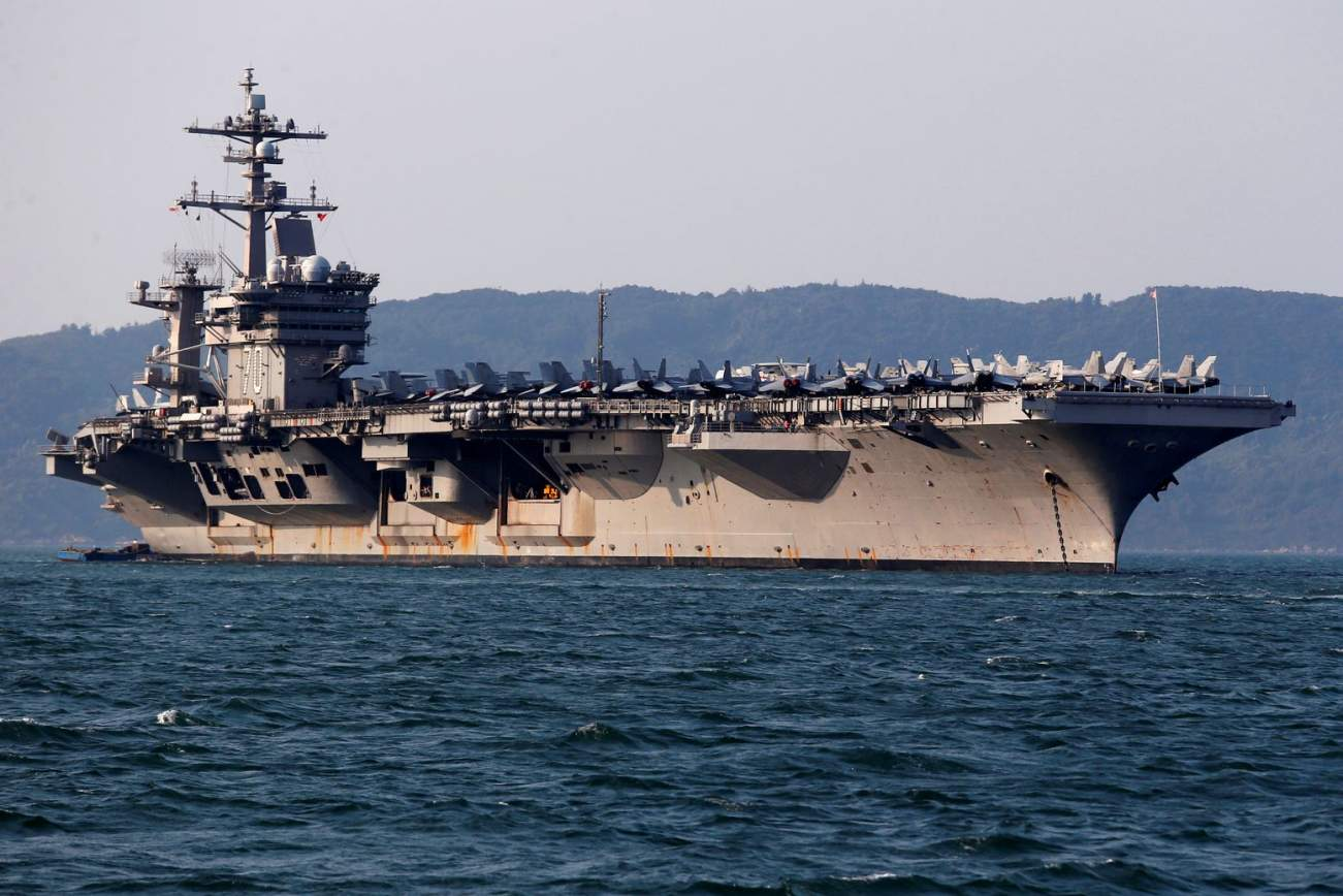 How America Would Respond to China Destroying an Aircraft Carrier