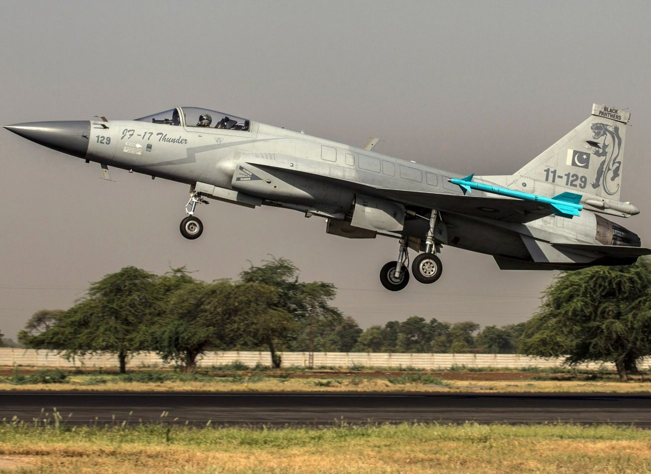 China's JF-17 Fighter Has One Advantage over the F-35