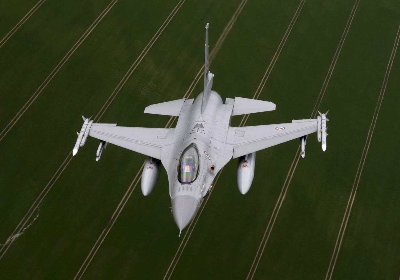 Is India's New F-21 Fighter Really Just a Souped-up F-16?