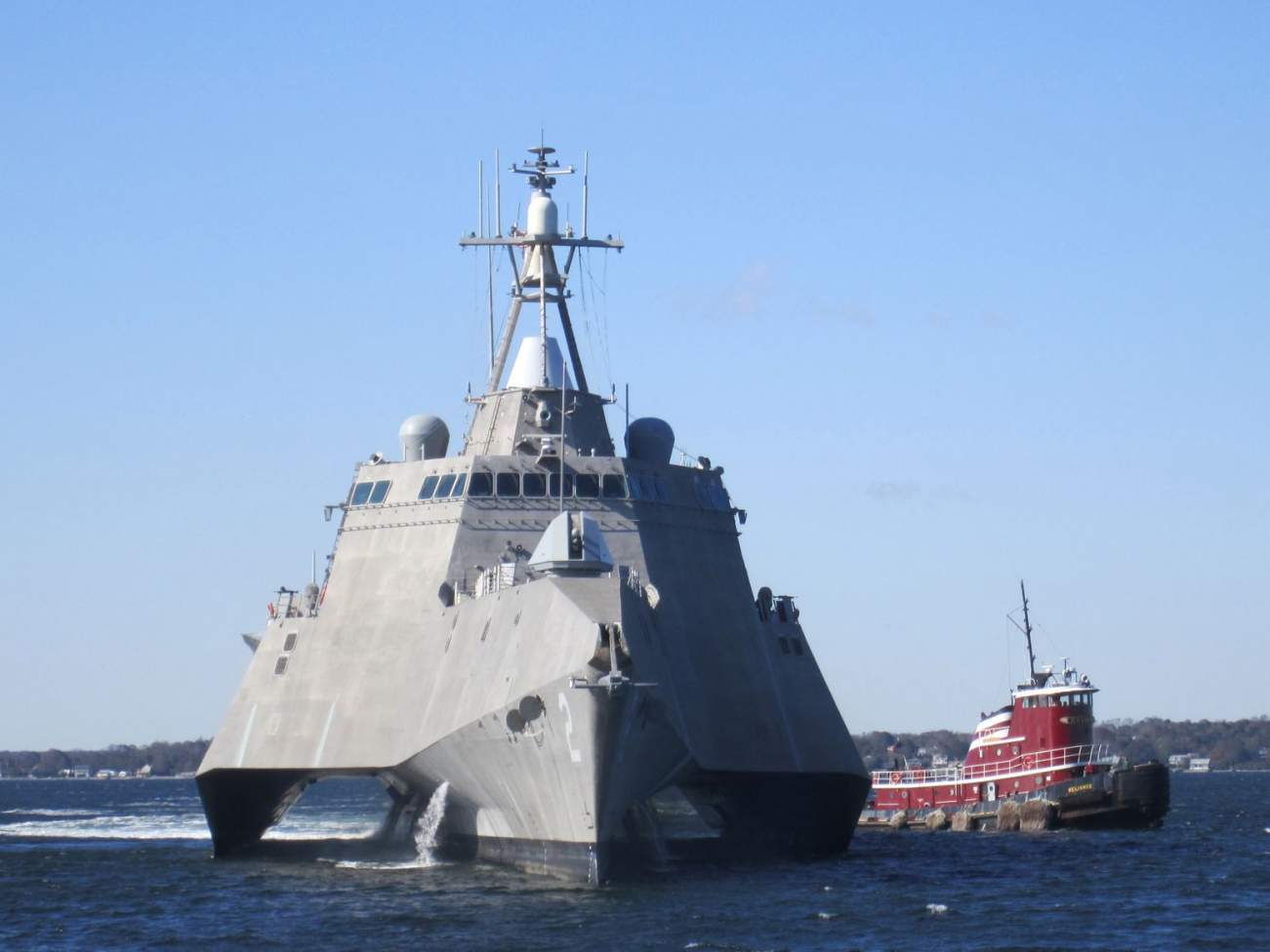All the Reasons Why the Littoral Combat Ship Is Terrible