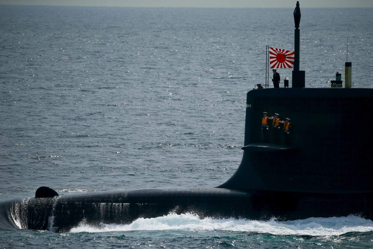 This Is How Japan Hopes to Deter (Or Sink) China's Aircraft Carriers