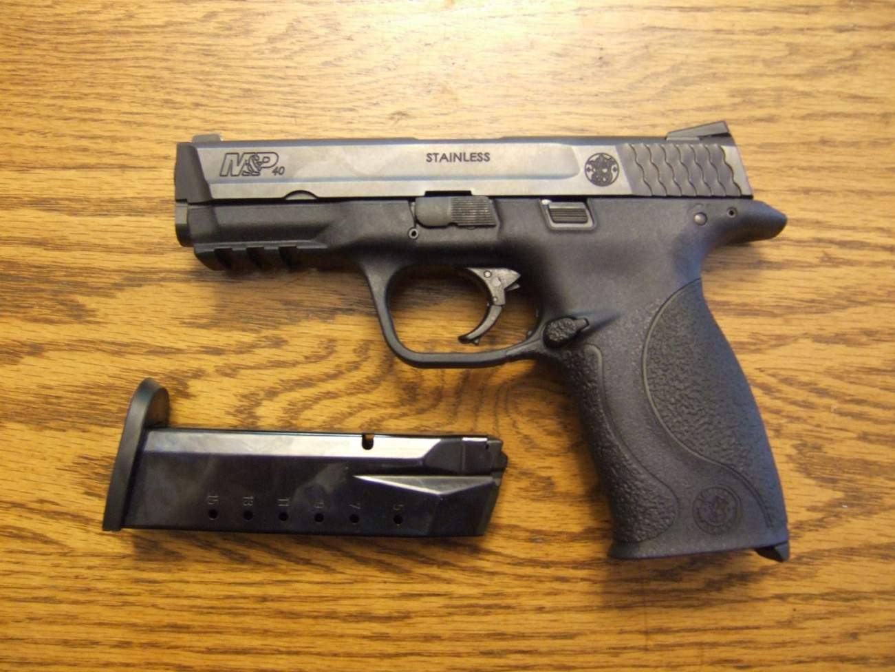 Why Everyone Should Be Excited About Wesson's M&P 2.0 Compact Handgun
