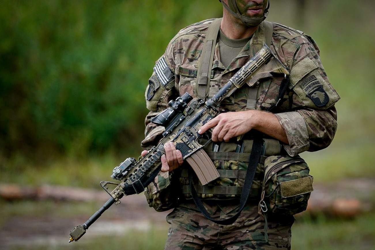 RIP, Body Armor? The Army's New Gun Has the Pressure of a Tank