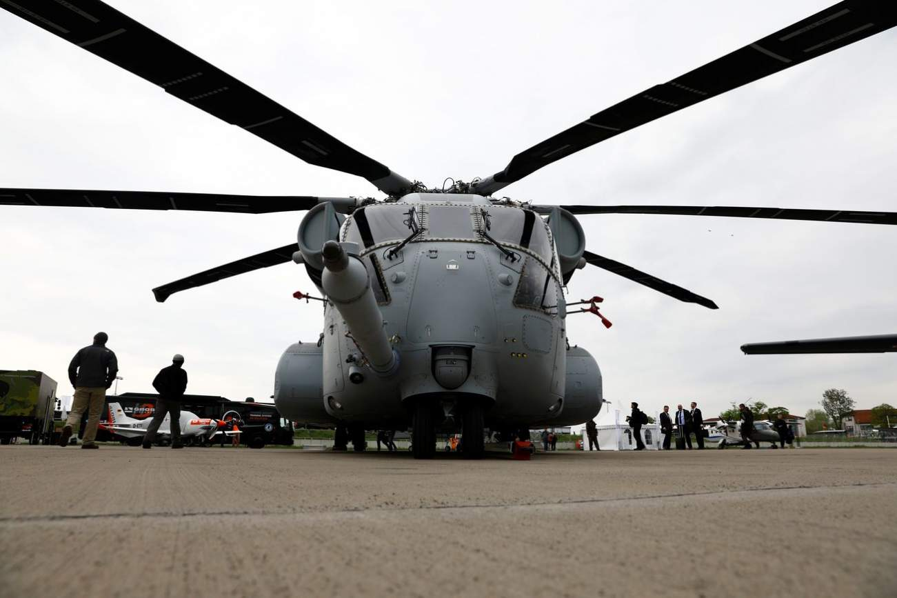 How It Is Possible That the Marines' CH-53K King Stallion Helicopter Costs More Than the F-35?