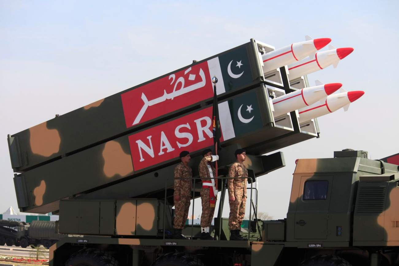 Pakistan Has a Truly Deadly and Scary Nuclear Weapons Program